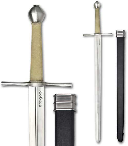 Sword of Brom with scabbard