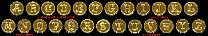 Wax seal letter designs